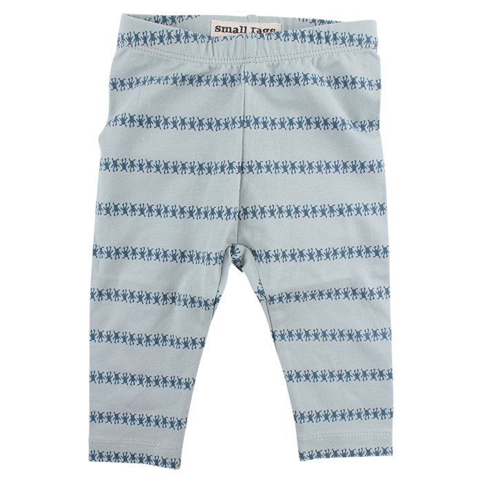41602 Small Rags Gavi Leggings 50-80 cl. Cloud Blue